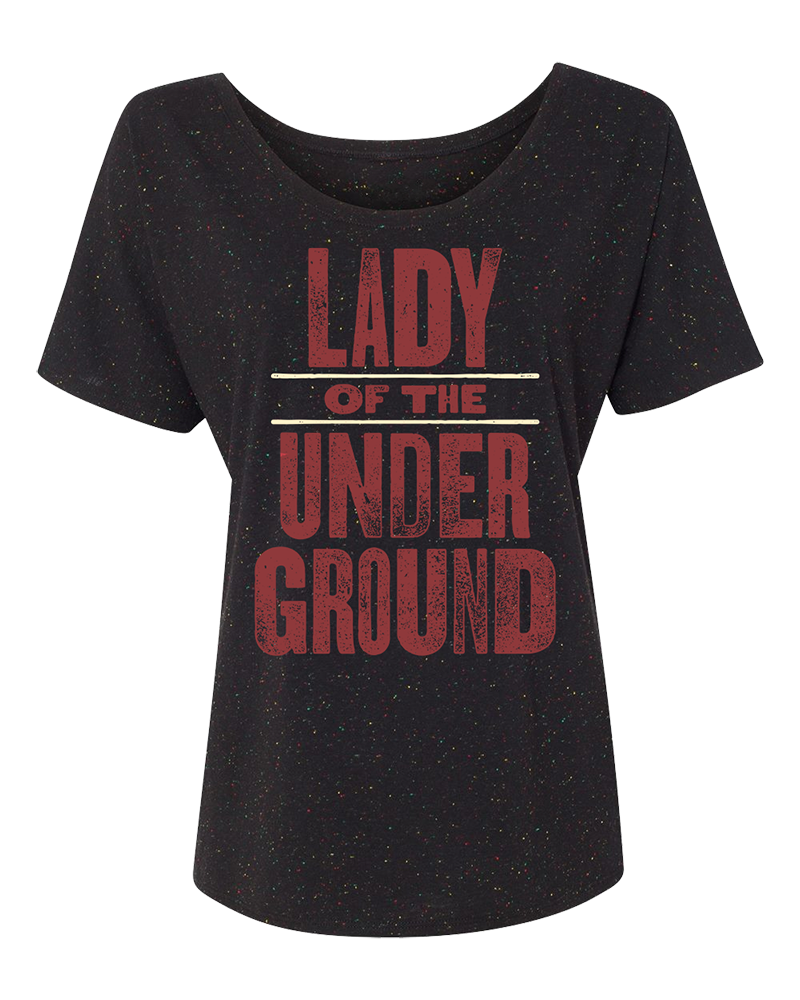 Lady of the Underground Tee