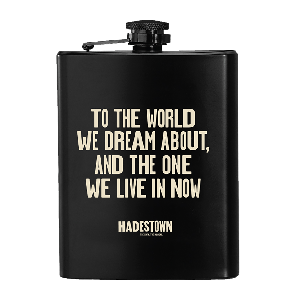 World We Dream About Flask