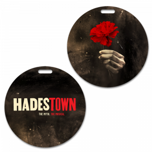 Hadestown Logo Double Sided Ornament