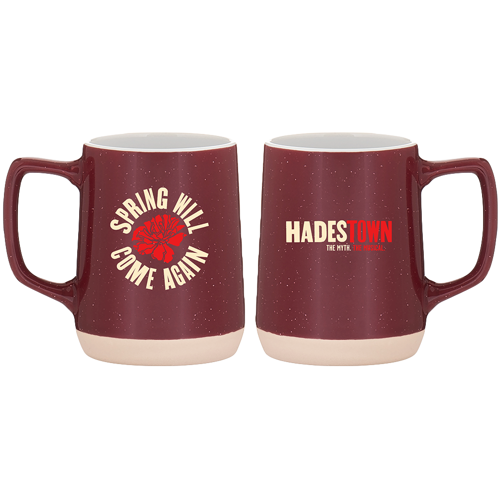 Hadestown Spring Will Come Again Mug