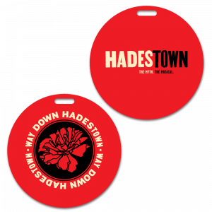 Way Down Hadestown Double Sided Ornament