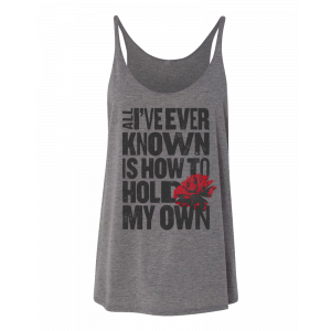 Hold My Own Women's Tank Top